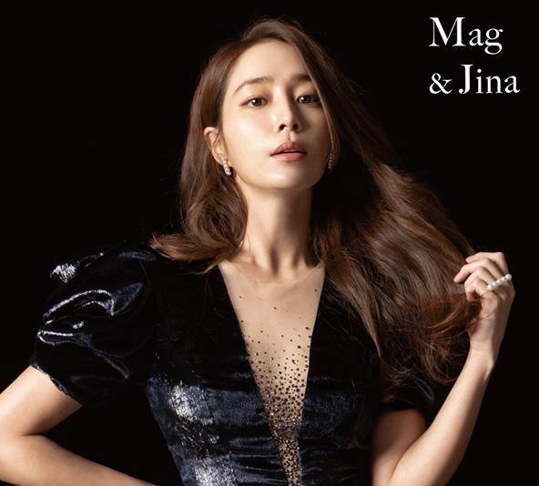 Mag & Jina LOOKBOOK VOL.06 '이민정의 고혹적 자태' 이미지