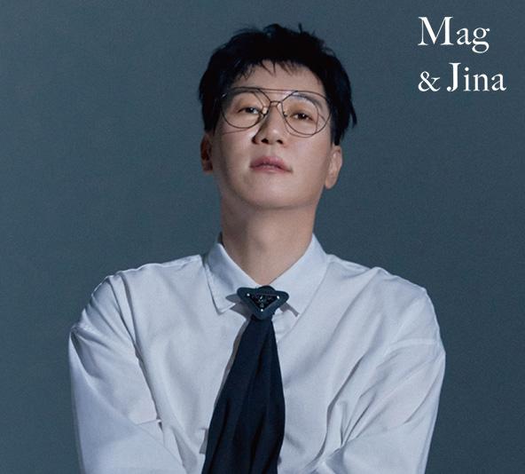 Mag & Jina LOOKBOOK VOL.06 '지석진의 지적인 하루' 이미지