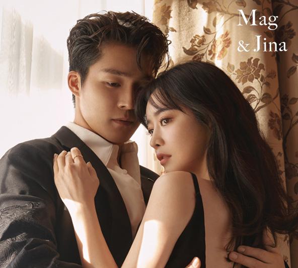 Mag & Jina LOOKBOOK VOL.06 '홍수아와 서하준의 사랑의 온도' 이미지